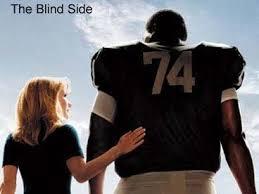 Blind Side Book Review The Blind Side Dvd 2010 Amazon Co Uk Sandra Bullock John
