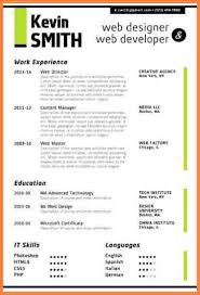 Pg Resume Format 8 Resume Formats In Ms Word Professional Resume List
