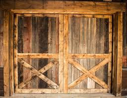 barn door style garage barn decorations
