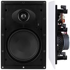 home theater in wall speakers dayton audio me625w 6 1 2