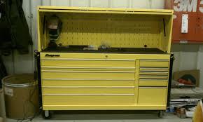 Tool Box Top Hutch 73