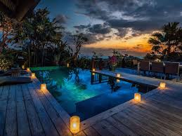 bali honeymoon villas when looking at images of bali you must have certainly seen a photo of the gorgeous overflowing infinity pools of the hanging gardens bali