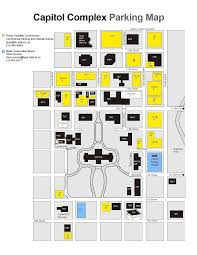 Map Of Austin Tx Commercial Parking And Special Events Mystery Parker Program