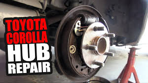 toyota corolla 2003 tires how to change wheel bearing hub repair toyota corolla