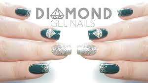 nail art aqua nails uv gel great ideas about nail art oninterest