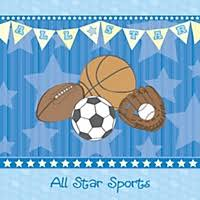 all baby shower all sports personalized baby shower invitations
