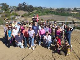 volunteers building more than just a vineyard leichtag foundation