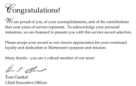 42 thank you note exles recognition employee appreciation