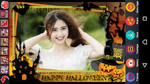 free images of happy halloween happy halloween frame android apps on google play