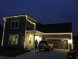 2 story christmas lights holiday light hanging koko likes koko likes