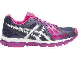 womens boots ballarat gel ballarat 3 d indigo white pink blossom asics au