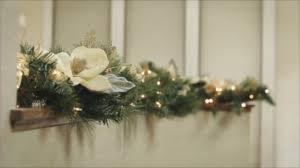 Floral Designer Resume 9 Ft Decorated Artificial Pre Lit Floral Garland Ivory U0026 Gold