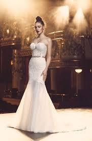 kleinfeldbridal com pronovias bridal gown 33455882 mermaid