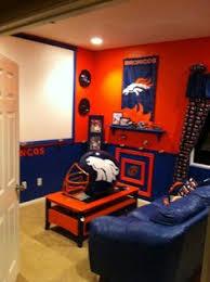Denver broncos bedroom – Bedroom at Real Estate