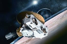 spacecraft visit pluto carries software equipment