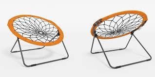bungee chair models blue visual