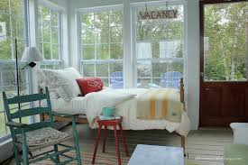 Comfortable Porch Furniture A Sleeping Porch Is All About Comfort Porch Swing Beds
