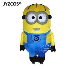 minion costume jyzcos party minion costume