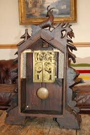 Antique Cuckoo Clock Home Design Huge 3 Foot Black Forest Antique Cuckoo Clock Circa