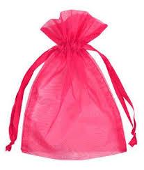 pink organza bags hot pink organza bags 10 ct zurchers