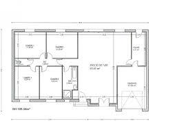 plan de maison 120m2 4 chambres plan maison 5 chambres plan maison 5 chambres gironde plan maison