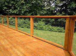 dining room top stylish wire deck rail intended for home remodel