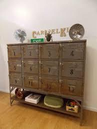 Vintage Metal Storage Cabinet Vintage Storage Cabinets For Charming Antique Metal And Glass