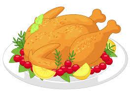 clipart of thanksgiving turkey dinner clipartxtras