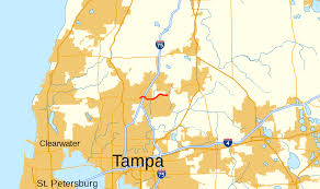 Clearwater Florida Map by Florida State Road 56 Wikipedia