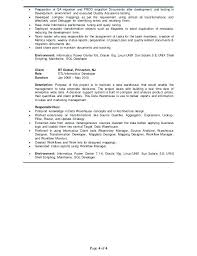 etl developer resume informatica developer cover letter