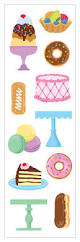 spring 2017 collection mrs grossman s sweet treats stickers