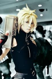 Cloud Strife Halloween Costume Costume Nerdellect