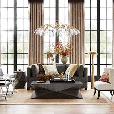 Chandeliers For Living Room Chandeliers Williams Sonoma