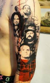 27 best pantera fan tattoos u2013 nsf