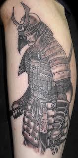 sad japanese warrior tattooimages biz