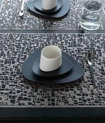Sur La Table Placemats Capiz Shell Square Placemat Modern Placemats Modern Table