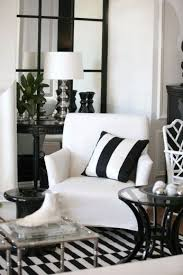 Best Interior Design Black Images On Pinterest Home - Black and white living room decor