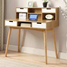 childrens desks youth desk with hutch intended for brilliant