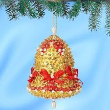 225 best bell ornaments images on