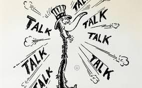 talk talk talk u2014 the art of dr seuss gallery