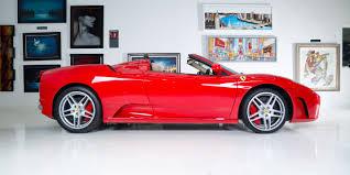 ferrari f430 ferrari f430 spider f1 2006 gve luxury vehicles london