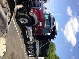 dump truck material hauling v mcgee trucking memphis tn rock