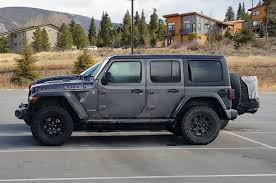 jeep wrangler grey uncovered 2018 wrangler jlu rubicons hit the streets 2018 jeep