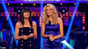 Hit The Floor Network - strictly come dancing claudia winkleman dazzles daily mail online