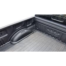Chevy Silverado Truck Bed Extender - dualliner truck bed liner component system for 2015 ford f 150