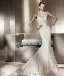 bride in dream mermaid wedding dresses can fully accentuate your