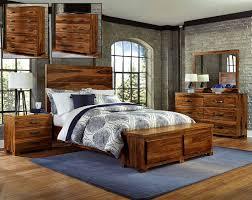 Storage Bedroom Set Hillsdale Madera Storage Bedroom Set Natural 1406 Storage Bed