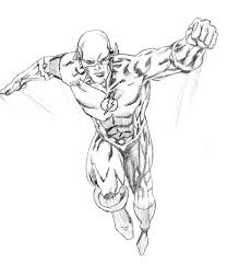 superhero coloring pages free printable pictures the flash coloring pages 38 for free colouring