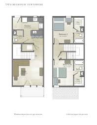 2 bedroom floorplans great floorplans of apartments in flagstaff fremont station