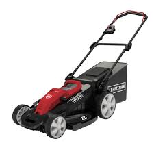 craftsman 40v electric mower lawn u0026 garden lawn mowers